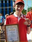 Окулов Андрей – серебряный призёр Чемпионата мира среди юношей по «Преодолению 100-метровой полосы с препятствиями» В настоящее время Андрей является  кадетом 10 класса  при Университете МЧС Российской Федерации.