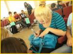 Корреспонденты освещают события школьной жизни.